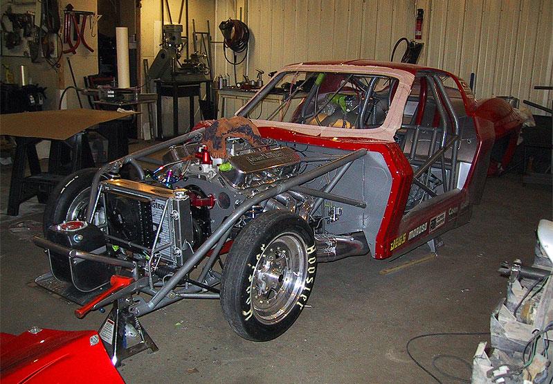 Chris Duncan Race Cars